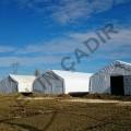 Палатки для стройплощадок